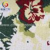 Woman Garment Textile (GLLML094)のための綿Linen Spandex Fabric