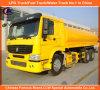 20m3 Sinotruck HOWO 기름 분배기 트럭에 있는 디젤 연료 수송