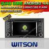 Witson androides Auto DVD extern-4.4 für VW Touareg