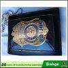 Oro Plating noi Officer Badge per l'identificazione Holder
