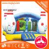 Guangzhou inflável para da casa comercial do salto das crianças a corrediça inflável