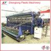 Raschelの網袋のゆがみの編む機械機械装置