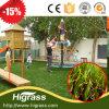 moquette d'abbellimento artificiale dell'erba del giardino di 30mm
