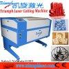 Triunfo do preço da máquina de gravura de madeira do laser do CNC