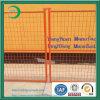 /Canadá galvanizado recubierto de PVC Construcción temporal estándar extraíble/Valla cercas