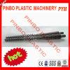 Ligas de aço parafuso único parafuso do tubo do parafuso do canhão 60/125 do Cilindro
