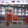 Tijolo concreto automático que faz a máquina do tijolo da maquinaria/Paver