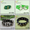 Riemen Leather Bracelet Wholesale, Fashion Great Bracelet für Mens
