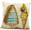 70%P+30%C Transfer Printed Coastal Pillow (LCL04-620)