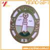 Изготовленный на заказ мягкий Pin отворотом эмали для выдвиженческого (YB-LP-051)