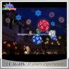 Im Freien hängende Lichter der Kugel-3D für Straßen-Dekoration