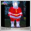 Feiertags-Motiv großes Commmercial Sankt/Licht des Schneemann-LED für Weihnachtsdekoration