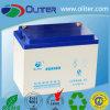ciclo profundo bateria acidificada ao chumbo selada de bateria de armazenamento 12V80ah