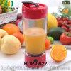 Venda a quente garrafa de sumo de vórtice de plástico (HDP-0822)