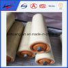 Rodillo de retorno del rodillo transportador de carga pesada y soporte