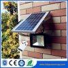 10W-50W는 태양 에너지 투광램프 태양 LED 플러드 빛을 방수 처리한다