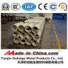 Pipe en aluminium principale 6063 T5 de grand diamètre de qualité