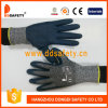 Ddsafety 2017 перчаток 13G отрезанных синью упорных