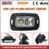 10W leeren des Montierungs-Auto-LED Lampe Arbeits-des Licht-3.5inch Moto