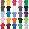 Stockの最も安いメキシコElection Compaign Plain 120GSM Blank T-Shirts
