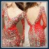Платье вечера повелительниц шарика диаманта самого горячего конструктора сексуальное