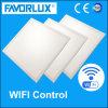 실내 점화를 위한 WiFi Dimmable 60X60 LED 위원회 빛