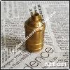 Houder van de Lamp van het Messing van de Basis van Unswitched de Middelgrote voor Edison Bulb (szt-001)