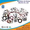 Aplicación de la motocicleta de la asamblea del ODM del OEM del harness de cableado del ordenador