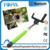 Contrôleur extensible bon marché de distant d'obturateur de bâton de Bluetooth Selfie de fabrication
