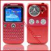 이중 SIM 텔레비젼 WiFi 셀룰라 전화 Q99 빨강