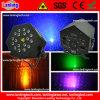 18W RGB PAR LED met 150MW Twinkling Laser Light
