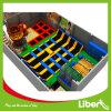 Nouveau trempoline carré gymnastique coloré chaud du Rebounder 2015