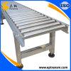 Trasportatore a rulli dell'acciaio inossidabile del diametro di industria 1.9