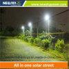 Solarder straßenlaterne8w-20w alles in einem beweglichen Solar-LED-Licht