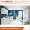 現代家具の光沢度の高いラッカー食器棚