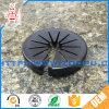 Spina ovale del tubo di plastica, inserto ovale del tubo, protezione di ovale della mobilia