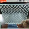 Glace antidérapage Tempered de construction avec SGCC/Ce/CCC/ISO pour des escaliers, partition