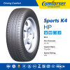 China Comforser ostenta o pneu de carro K4 (165/45R15)