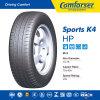 La Chine Comforser folâtre le pneu de véhicule K4 (165/45R15)