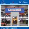 78 * 2 Kw 156kw Double Motors High Efficiency Electric Screw Press Machine
