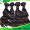 中国の卸売100%のブラジル人のRemyの毛の人間の毛髪のよこ糸
