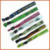 Une fois l'étiquette tissée de bracelet (PBR007)