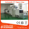 Planta de metalización auto ULTRAVIOLETA de la máquina de la vacuometalización de la máquina de la pintura