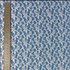 Guipure Peached нейлоновые эластичного кружева ткань (Hy00795)