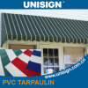 PVC Strip Tarpaulin per Awning