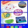 PVC líquido Mouse Pad de Filled em Different Shapes e em Sizes