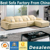 precio de fábrica moderna mayorista sofá de cuero para el hogar muebles (B. 868)