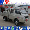 Carro ligero plano de la luz del motor diesel 4*2 mini capacidad de 1 tonelada