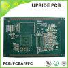 金張りICの試験盤が付いているFr4 PCB回路