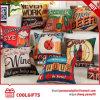Vintage красочные подушка крышки 18 X 18 дюймов дома украшают подушки сиденья